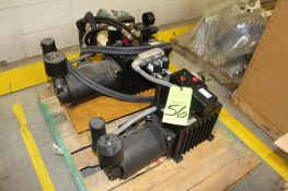 Lot of 2) Fife Guide P25-1H22A1A Power Units