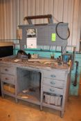 Workbench w/ Contents