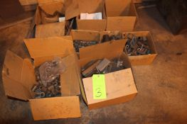 Lot of Misc Material and Bushings