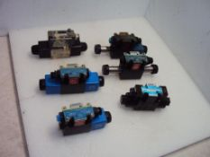 Assorted Hydraulic Directional Control Valves