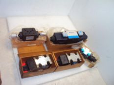 Assorted Hydraulic Control Valves