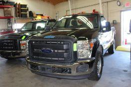2012 Ford F-350 Pickup Truck