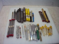 Packaged HSS Reamers In one lot