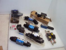 Assorted Hydraulic Directional Valves