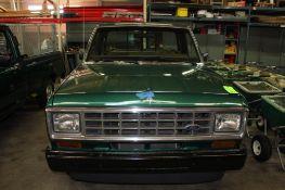 1987 Ford Ranger Pickup Truck