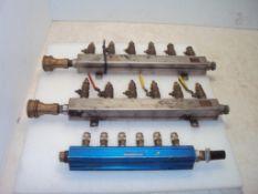 Smartflow Liquid Coolant Manifolds