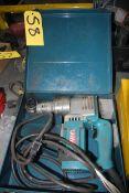 "Makita Max Torque Wrench 1/4"" X 7/16"", 18 RPM , Mdl.6922NB"