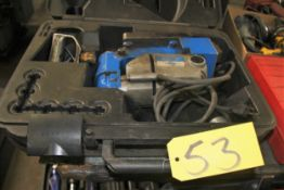 Hougen Mdl.HMD150 Magnetic Base Drill