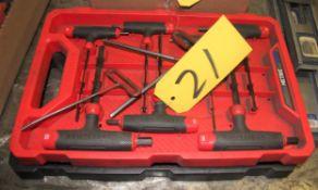 (2) Allen Wrench Kits