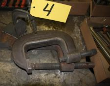 Welding Table Clamps