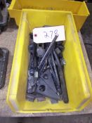 LOT OF MILLING HOLDOWNS