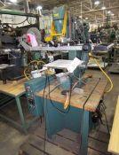 KENSOL MDL.K60 HOT STAMPING MACHINE