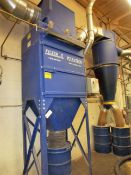 PULSATRON FILTER I BAG TYPE DUST COLLECTOR WITH LARGE PARTICLE FILTER