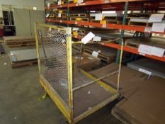 FORK LIFT WORK CAGE
