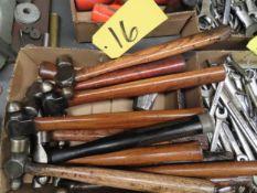 Ball Peen Hammers
