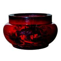 Royal Doulton Flambe Bowl