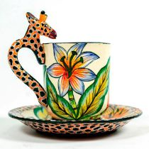 Ardmore Studio Espresso Cup and Saucer