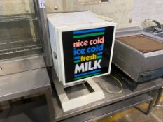ICE COLD MILK DISPENSER