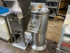 BOLD 240V POTATO PEELING UNIT