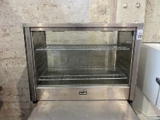 LINCAT 240V COUNTERTOP FOOD WARMER