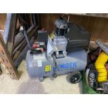 50L AIR COMPRESSOR (NEW)