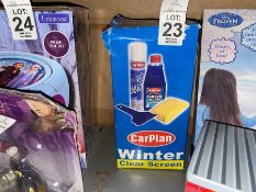 CARPLAN WINTER CARE KIT