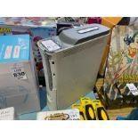 XBOX 360 CONSOL (NO POWER LEAD)