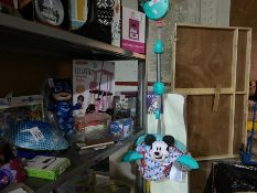 BRIGHT STARTS MICKEY MOUSE BABY BOUNCER