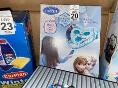 DISNEY FROZEN INFLATABLE BEAN BAG TOSS GAME