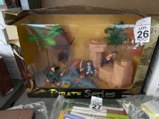 PIRATE SERIES TOY