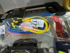 AUTOCARE 8 BUNGEE CORD SET (NEW)