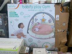 BABIFY PLAY GYM