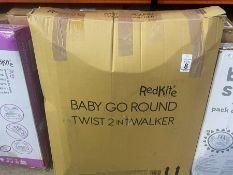 RED KITE BABY GO ROUND TWIST 2 IN 1 WALKER