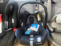 MAXI COSI CABRIOFIX CAR SEAT (NEW)