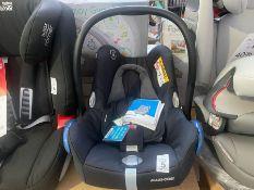 MAXI COSI CABRIOFIX CAR SEAT (NEW)