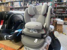 CYBEX PALLAS S -FIX CAR SEAT (NEW)