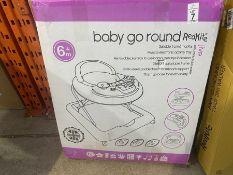 RED KITE BABY GO ROUND BABY ACTIVITY WALKER