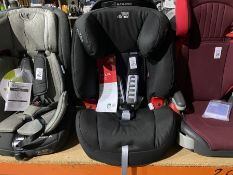 BRITAX ROMER EVOLVA 1-2-3 CAR SEAT (9M-12YRS) (9-36KG) (NEW)