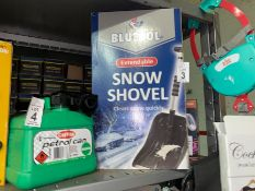 BLUECOL SNOW SHOVEL