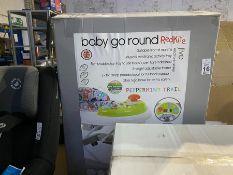 RED KITE BABY GO ROUND EX DISPLAY