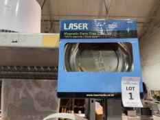 LASER MAGNETIC PARTS TRAY (NEW)