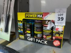POWER MAXED AUTOMOTIVE GIFT PACK (NEW)