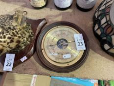 O'CLEARY COLLECTION BAROMETER