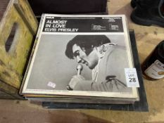 GOOD LOT OF COLLECTABLE LPS