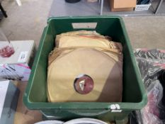 CRATE OF HIS MASTER'S VOICE VINTAGE RECORDS (78'S)
