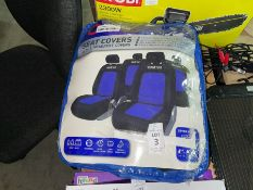SPARCO SET OF CORSA SEAT COVERS (NEW)