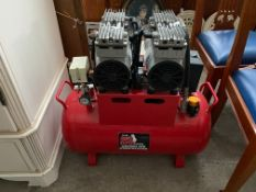 TORIN 220V BIG RED JACK'S OIL-FREE AIR COMPRESSOR