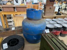 CALOR GAS SMALL CYLINDER