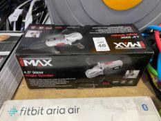"HILKA MAX 4.5"" 900W ANGLE GRINDER (WORKING)"