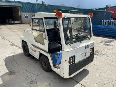 AIRPORT SHUNTER BATTERY OPERATED (NO CHARGER) (WORKING)